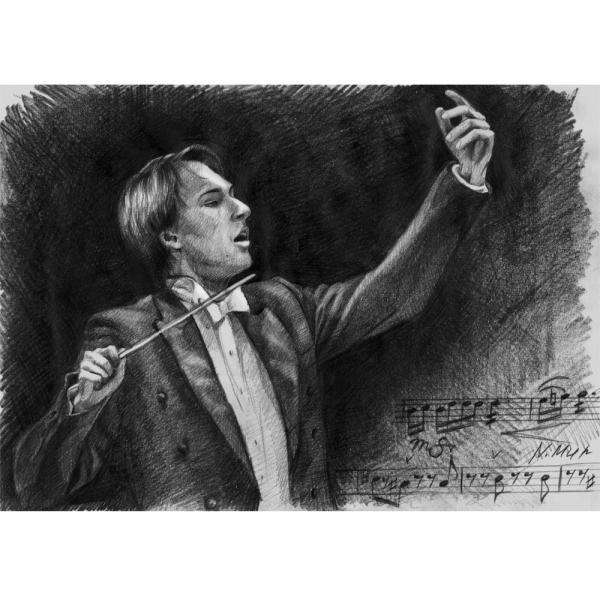 Igor Stravinski by Natamur
